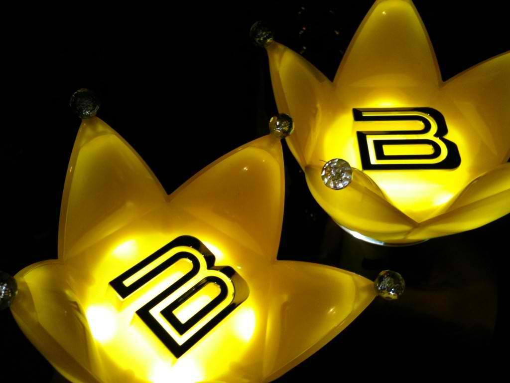 BIGBANG VIP DIY Crown Headband