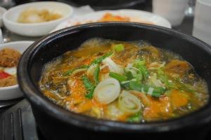 해장국 (Haejangguk)/ 술국 (Sulguk)