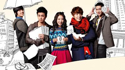 My favourite Korean Dramas! (5/6)